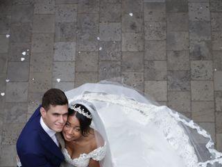 Le mariage de Murielle et Stéphane 1