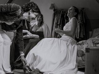 Le mariage de Melinda et Jean Thierry