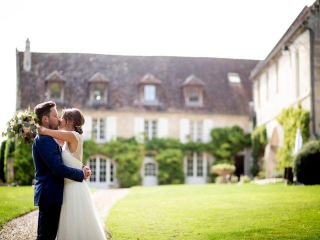 Le mariage de Tiffany et Tanguy