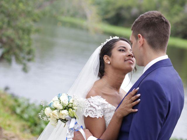 Le mariage de Murielle et Stéphane