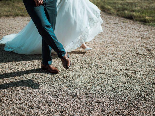 Le mariage de Maxime  et Leslie à Montceau-les-Mines, Saône et Loire 1