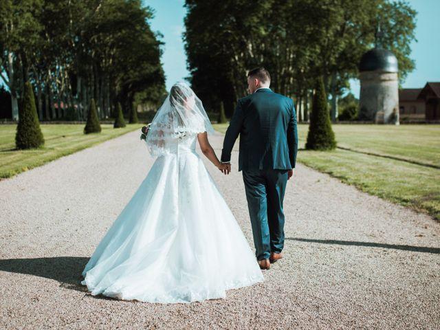 Le mariage de Leslie et Maxime