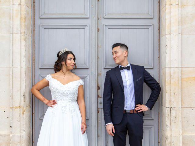 Le mariage de Dima et Antoine