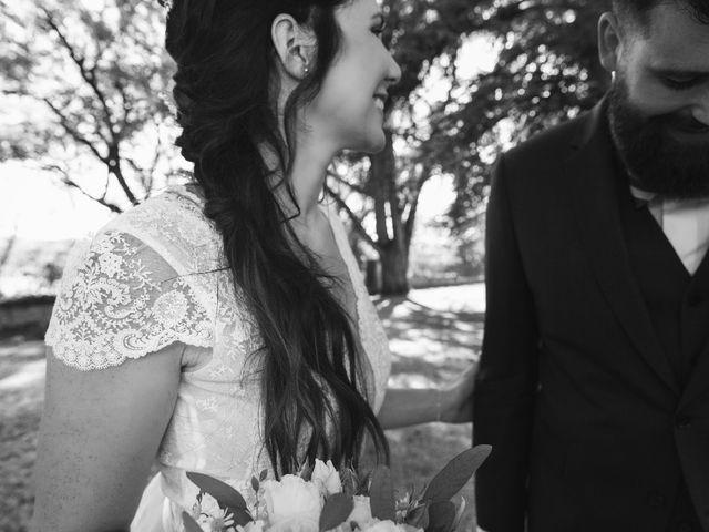 Le mariage de Guillemin et Maud à Villebois, Ain 1