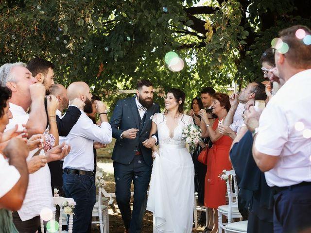 Le mariage de Guillemin et Maud à Villebois, Ain 4