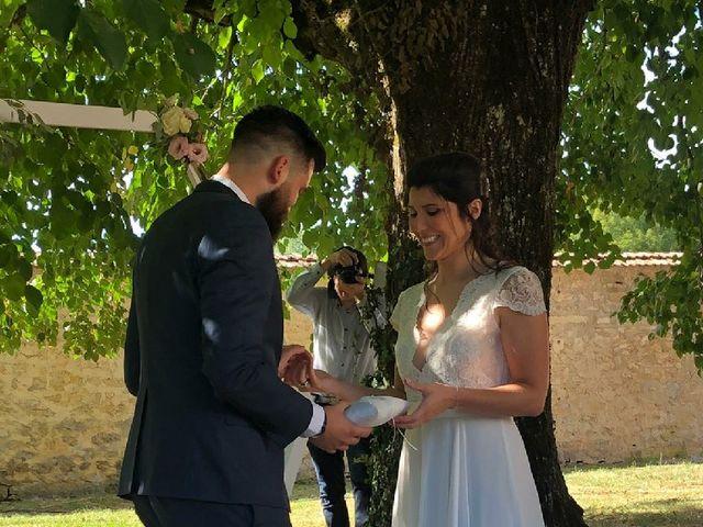 Le mariage de Guillemin et Maud à Villebois, Ain 5