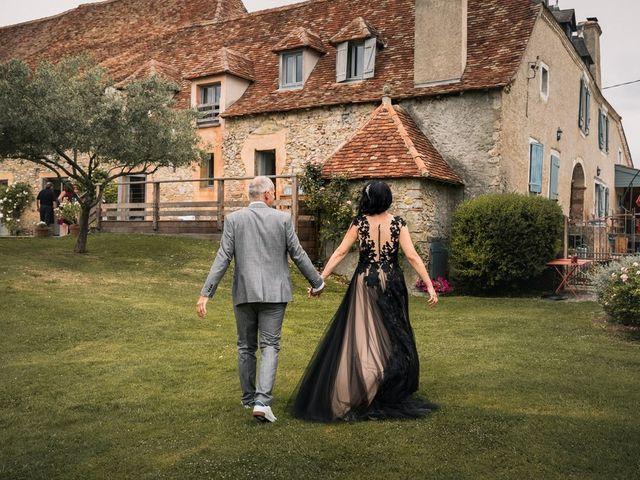 Le mariage de Ludovic et Erika à Loubieng, Pyrénées-Atlantiques 5