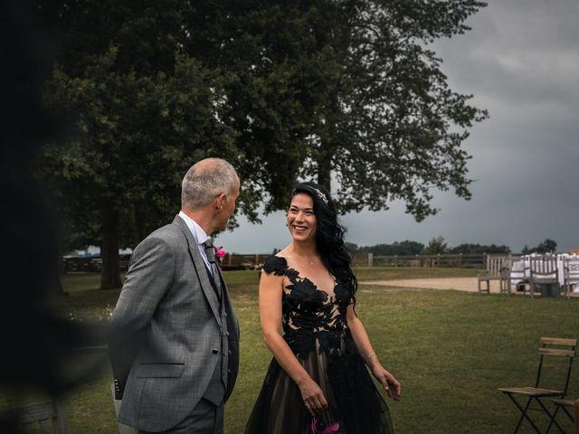 Le mariage de Ludovic et Erika à Loubieng, Pyrénées-Atlantiques 17