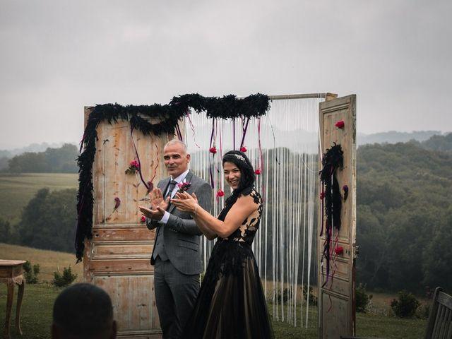 Le mariage de Ludovic et Erika à Loubieng, Pyrénées-Atlantiques 21