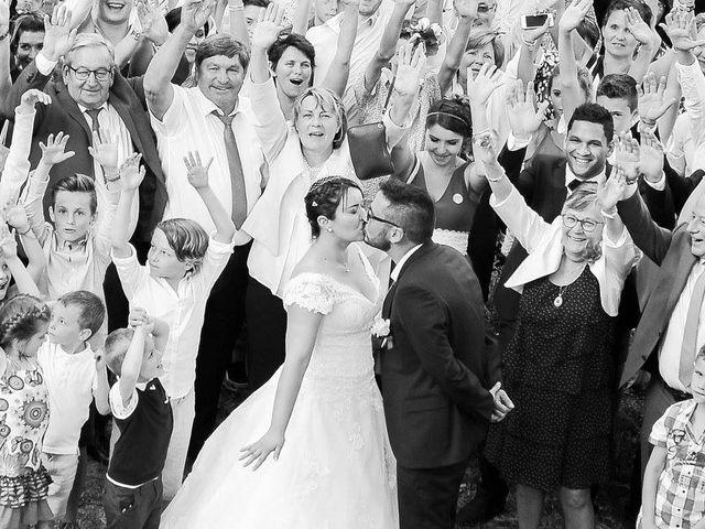 Le mariage de Cédric et Emilie à Saint-Porquier, Tarn-et-Garonne 2