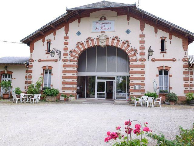Le mariage de Cédric et Emilie à Saint-Porquier, Tarn-et-Garonne 14