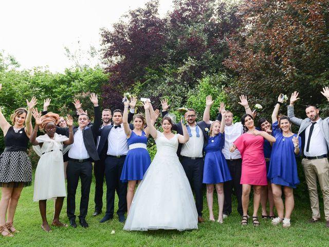 Le mariage de Cédric et Emilie à Saint-Porquier, Tarn-et-Garonne 36