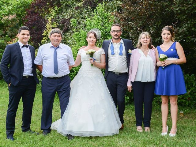 Le mariage de Cédric et Emilie à Saint-Porquier, Tarn-et-Garonne 46