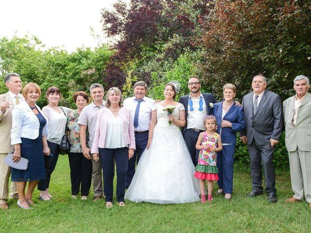 Le mariage de Cédric et Emilie à Saint-Porquier, Tarn-et-Garonne 47