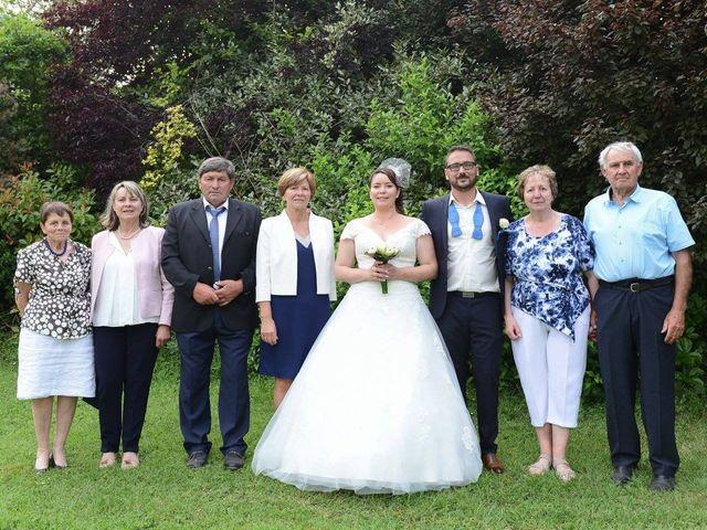 Le mariage de Cédric et Emilie à Saint-Porquier, Tarn-et-Garonne 54