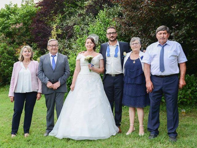 Le mariage de Cédric et Emilie à Saint-Porquier, Tarn-et-Garonne 62