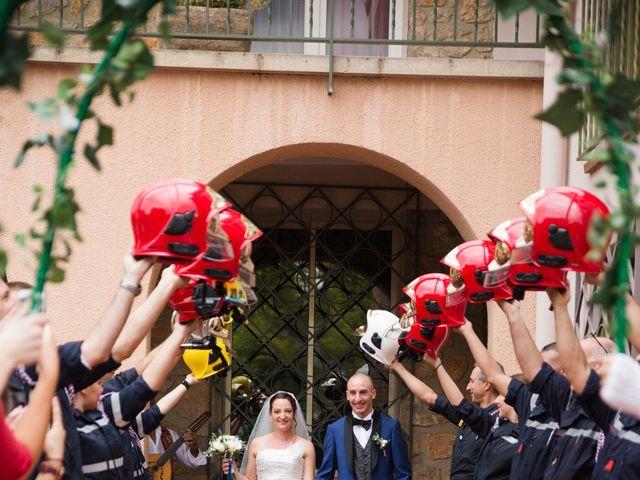 Le mariage de Jonathan et Aurélie à Thuir, Pyrénées-Orientales 56