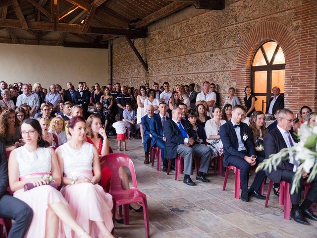 Le mariage de Jonathan et Aurélie à Thuir, Pyrénées-Orientales 64
