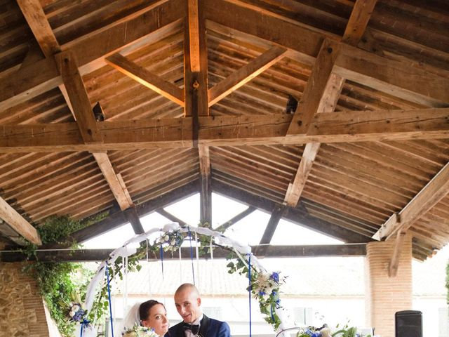 Le mariage de Jonathan et Aurélie à Thuir, Pyrénées-Orientales 66