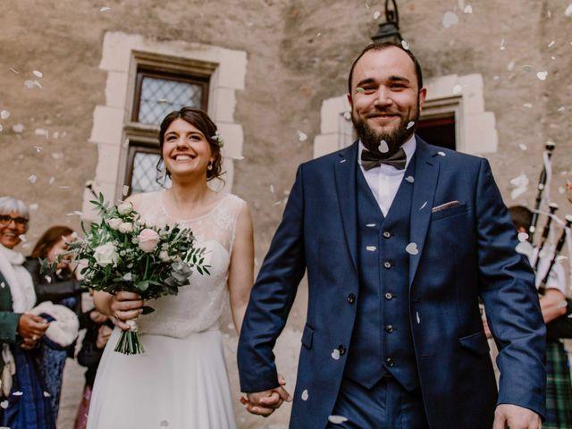 Le mariage de Jean Baptiste et Solene à Ménestreau-en-Villette, Loiret 56