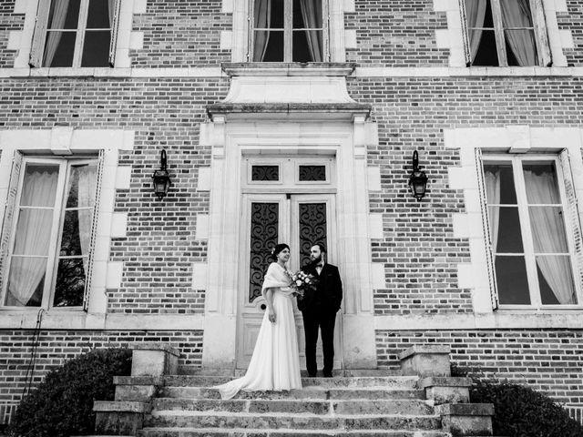 Le mariage de Solene et Jean Baptiste