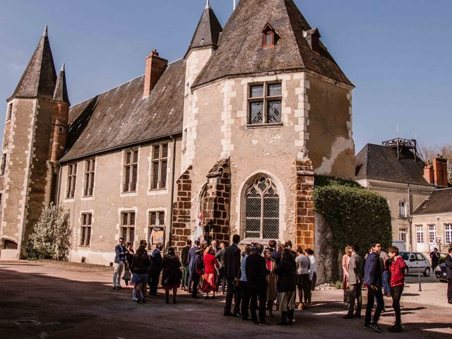 Le mariage de Jean Baptiste et Solene à Ménestreau-en-Villette, Loiret 64