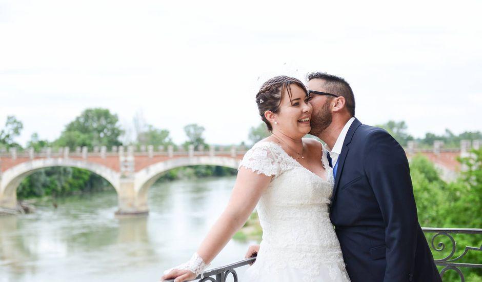 Le mariage de Cédric et Emilie à Saint-Porquier, Tarn-et-Garonne