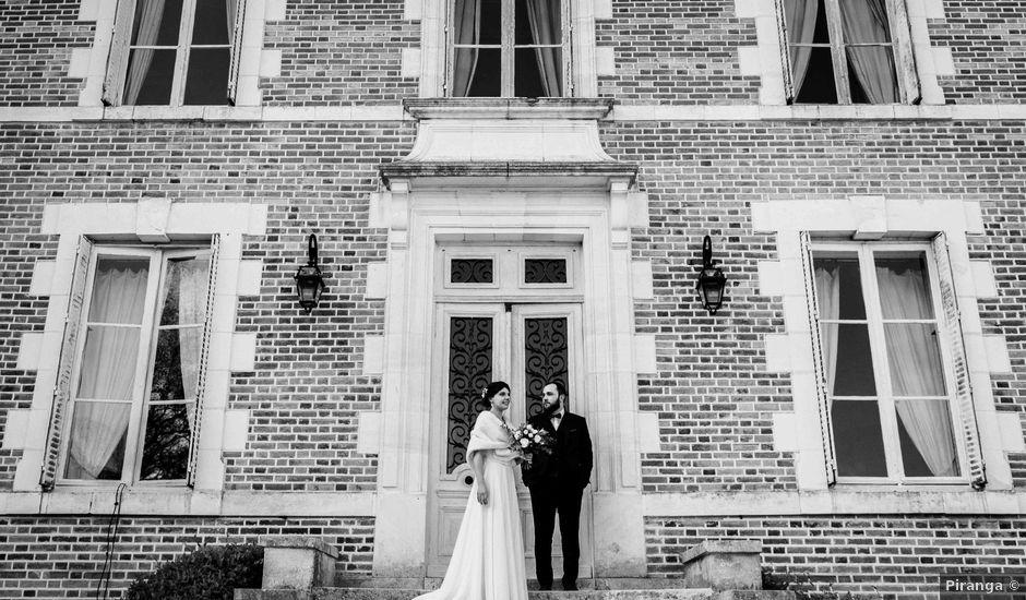 Le mariage de Jean Baptiste et Solene à Ménestreau-en-Villette, Loiret