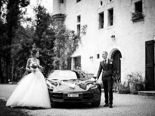 Le mariage de Euphroisyne et Romain