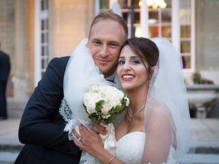 Le mariage de Samareh et Emmanuel