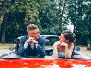 Le mariage de Elodie et Nicolas