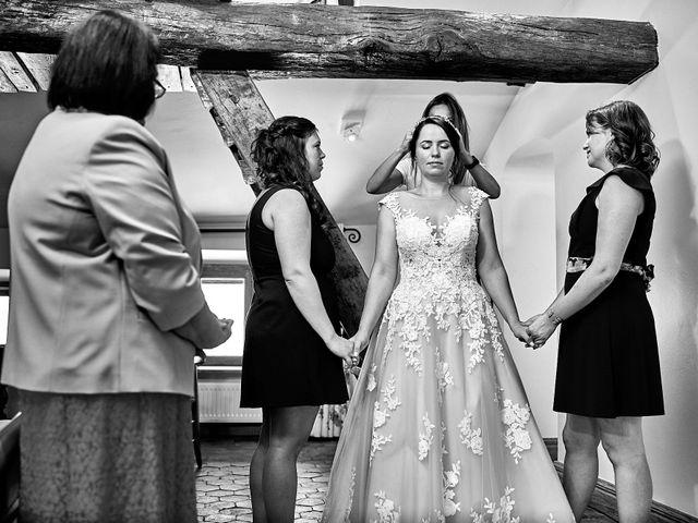 Le mariage de Maxime et Denitsa à Lacenas, Rhône 7