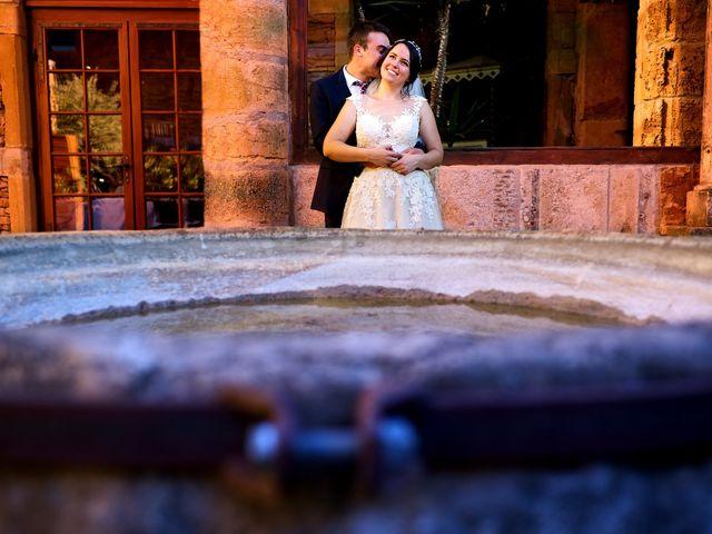Le mariage de Maxime et Denitsa à Lacenas, Rhône 1