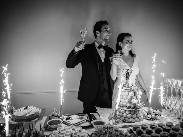 Le mariage de Célia et Vladimir à Saussay, Seine-Maritime 5