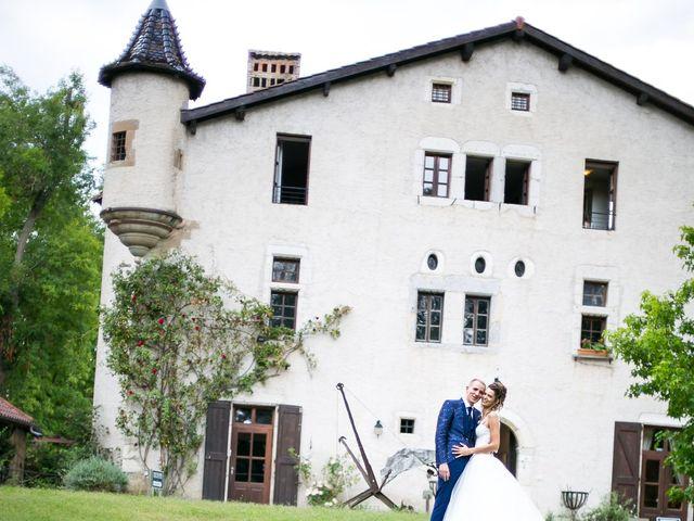 Le mariage de Romain et Euphroisyne à Voiron, Isère 8