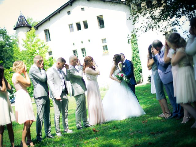 Le mariage de Romain et Euphroisyne à Voiron, Isère 10