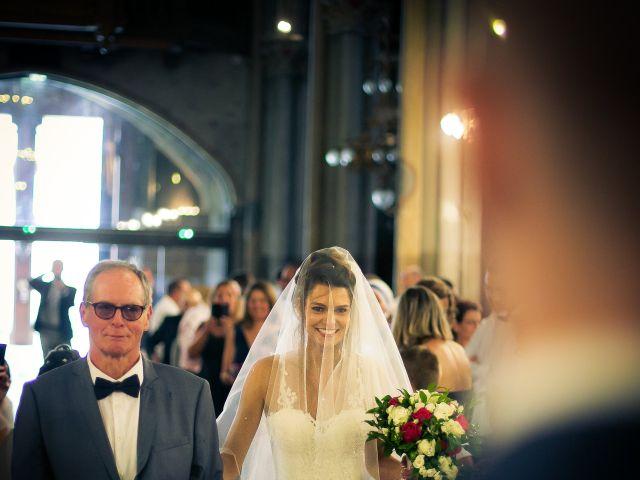 Le mariage de Romain et Euphroisyne à Voiron, Isère 15