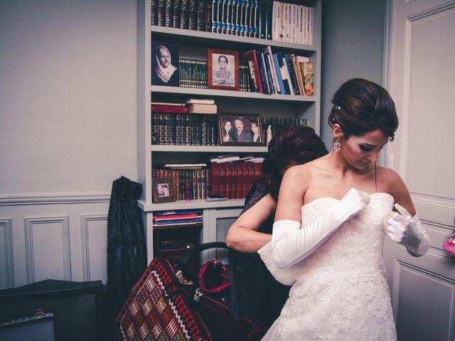 Le mariage de Emmanuel et Samareh à Paris, Paris 12
