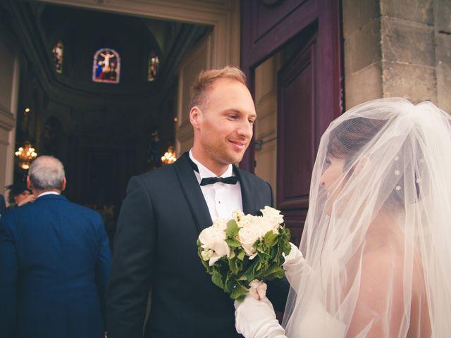 Le mariage de Emmanuel et Samareh à Paris, Paris 17