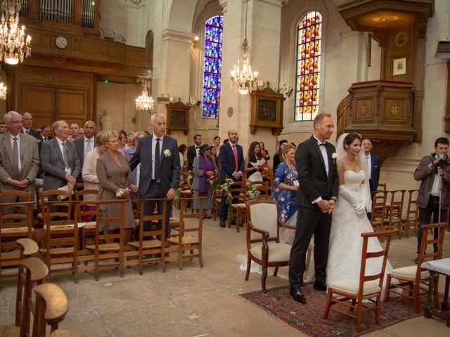 Le mariage de Emmanuel et Samareh à Paris, Paris 18