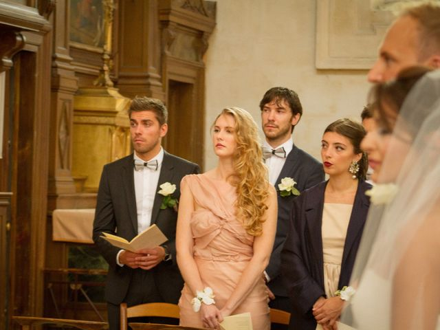 Le mariage de Emmanuel et Samareh à Paris, Paris 19