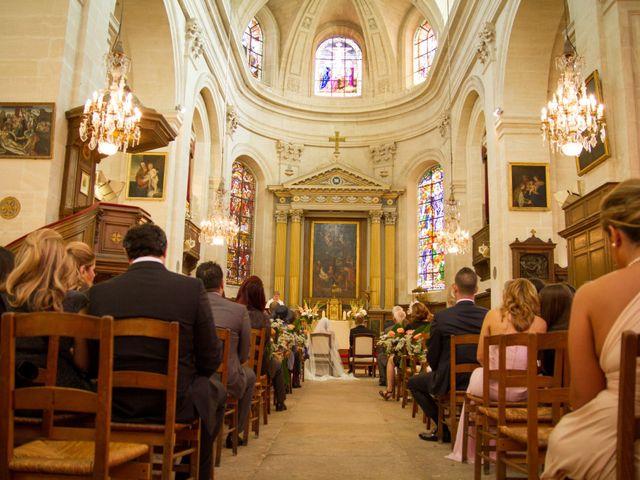 Le mariage de Emmanuel et Samareh à Paris, Paris 20