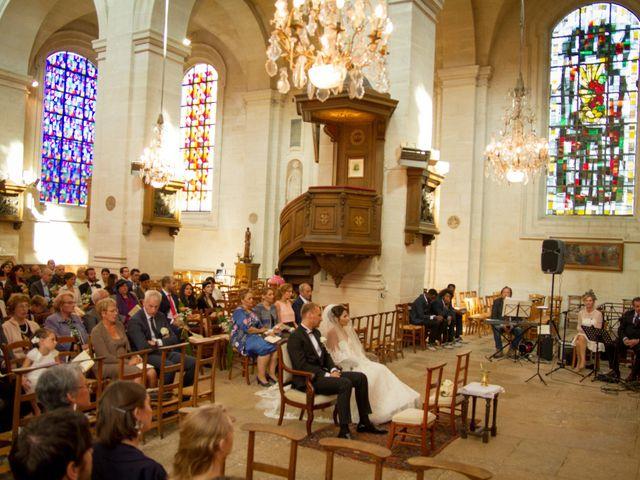 Le mariage de Emmanuel et Samareh à Paris, Paris 22