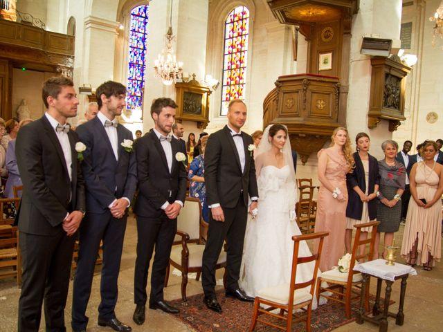 Le mariage de Emmanuel et Samareh à Paris, Paris 23