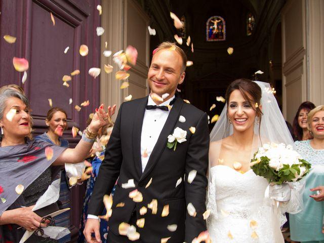 Le mariage de Emmanuel et Samareh à Paris, Paris 24