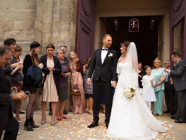 Le mariage de Emmanuel et Samareh à Paris, Paris 25