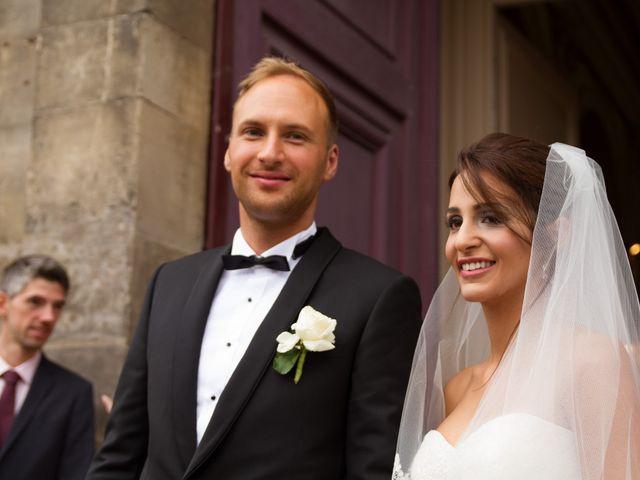 Le mariage de Emmanuel et Samareh à Paris, Paris 26