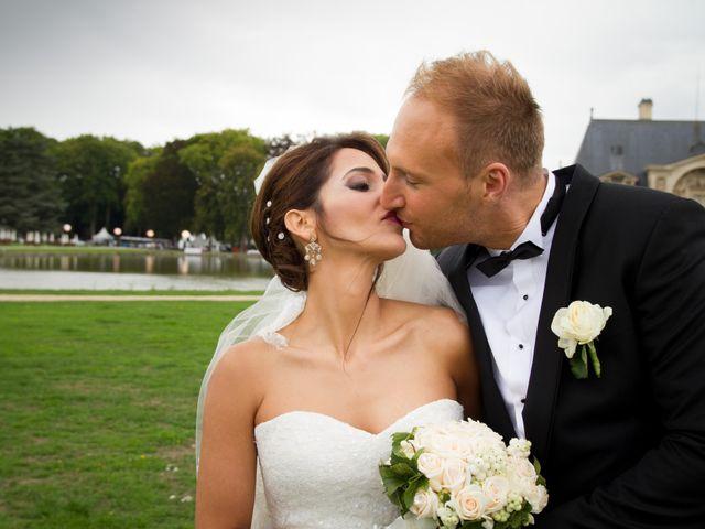 Le mariage de Emmanuel et Samareh à Paris, Paris 30