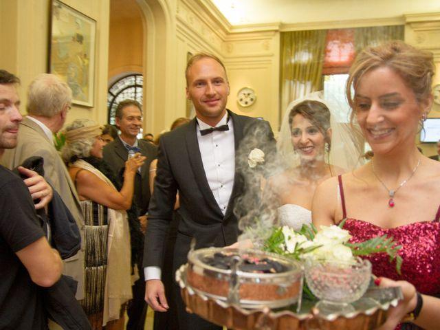 Le mariage de Emmanuel et Samareh à Paris, Paris 36