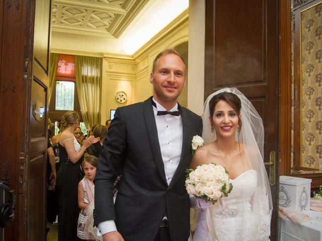 Le mariage de Emmanuel et Samareh à Paris, Paris 37